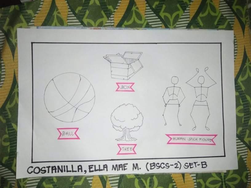 Costanilla,Ella Mae